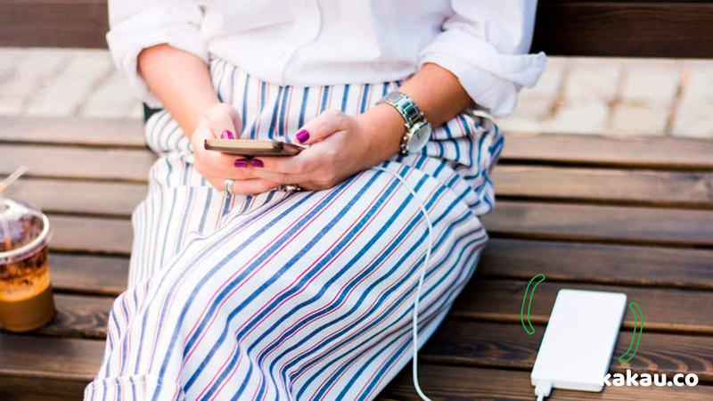 powerbank celular smartphone