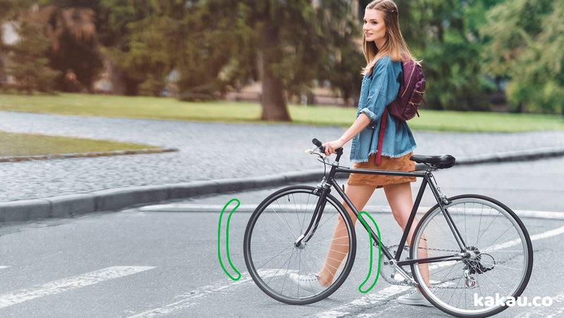 aro roda bicicleta ciclista pneu