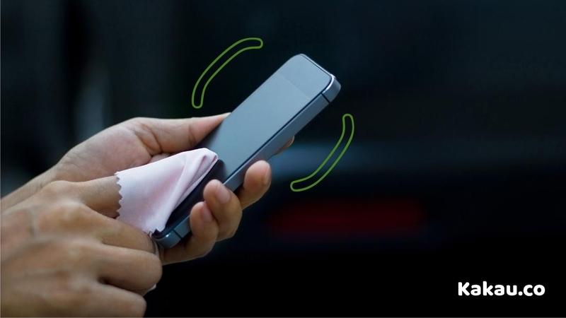 higienzar o celular covid