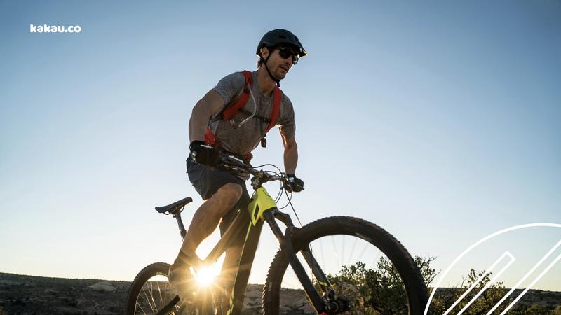 mochila de hidratação ciclismo