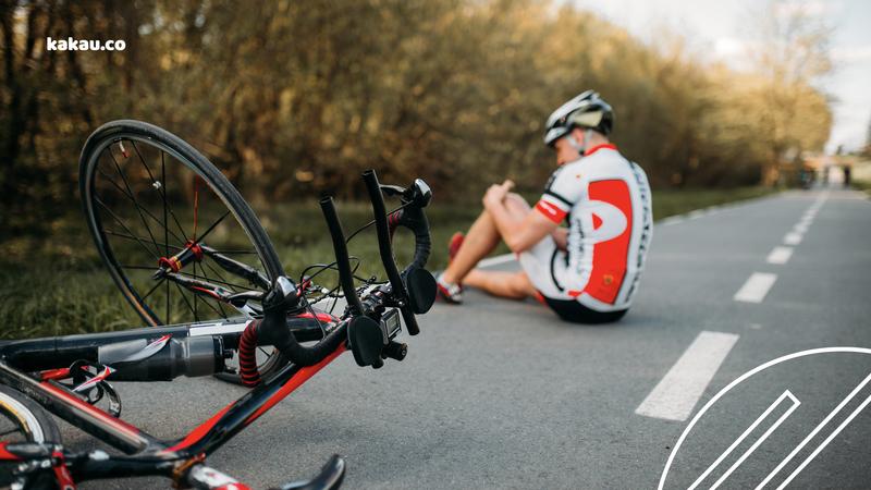 dor no joelho ao pedalar